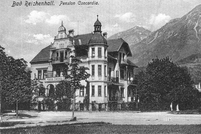 1911 Pension Concordia