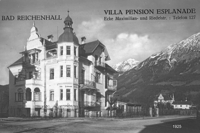 1925 Villa Esplanade